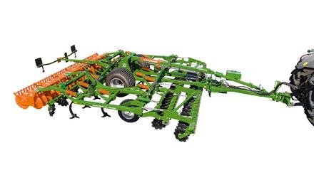 Zaczepiany agregat uprawowy Ceus-2TX
